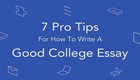 Tips on writing a college research paper